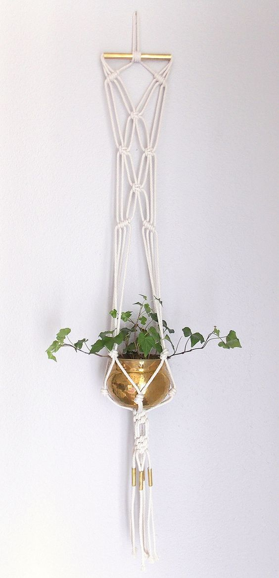 HIMO ART for Urban Outfitters Plant Hangers Collection :#20::
