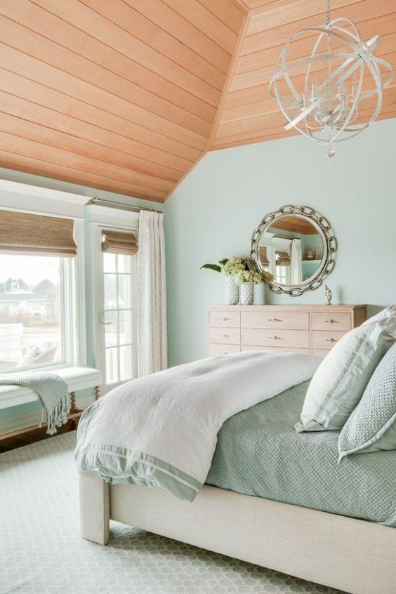 Pastelltöne Bestens Geeignet Für Entspannungsorte | Zimmer Neugestalten |  Pinterest | Bed Room, Room And Bedrooms