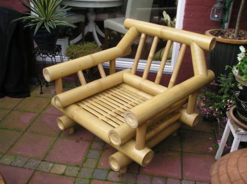 39 Diy Bamboo Projects That You Can Try Bamboo Chair