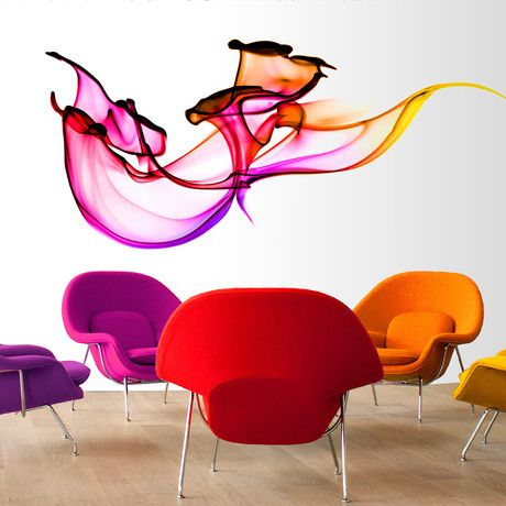 Vivid Statement Wall Decals