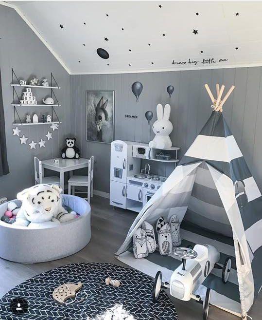 Pepiniere Douce Monde De Bonnes Idees Cool Kids Rooms Baby Boy Rooms Baby Room Decor Best kids playroom ideas children39s