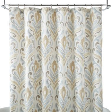 Showers Curtains And Liz Claiborne On Pinterest