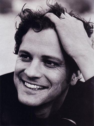 Colin Firth! :)