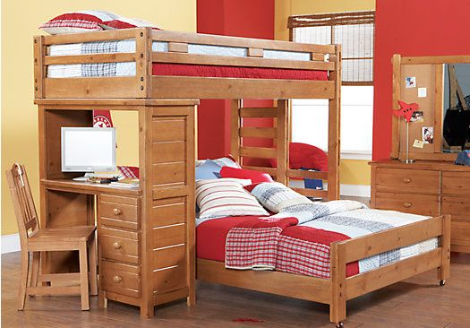 Bunk Beds And Loft Beds For Boys Shop For Full Size And Twin Size Bunk Bed