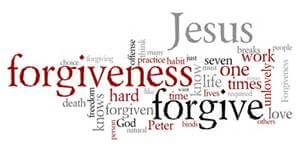 prayer for strength and forgiveness