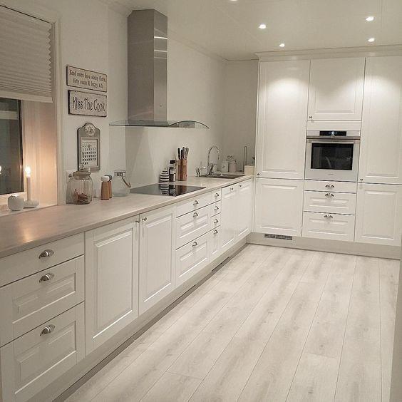 Reformar Un Piso Para Alquilar O Vender Imdetec Obras Y Reformas Gabinetes De Cocina Blancos Diseño De Interiores De Cocina Diseño Muebles De Cocina