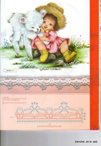 Trabalhos de pintura e crochê - Rosane Al - Álbuns da web do Picasa