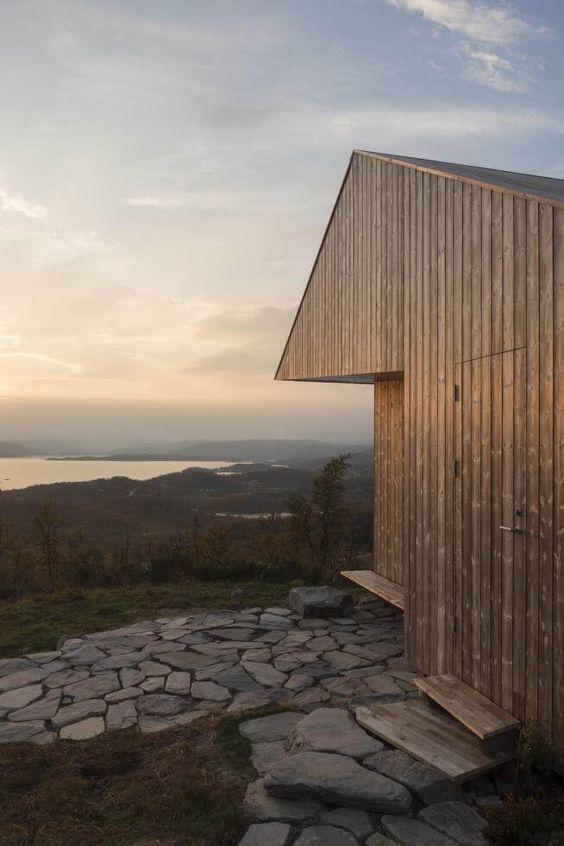 Norwegian wood i Ustaoset