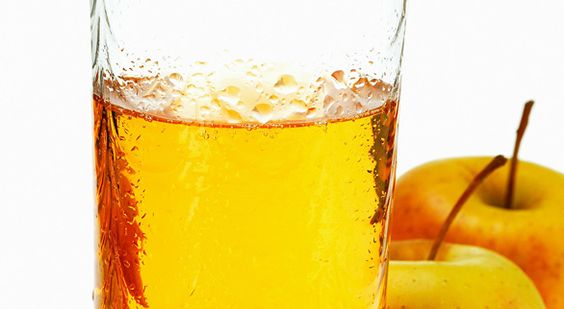 Apple juice - low oxalate
