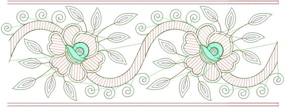 Hand embroidery designs free for