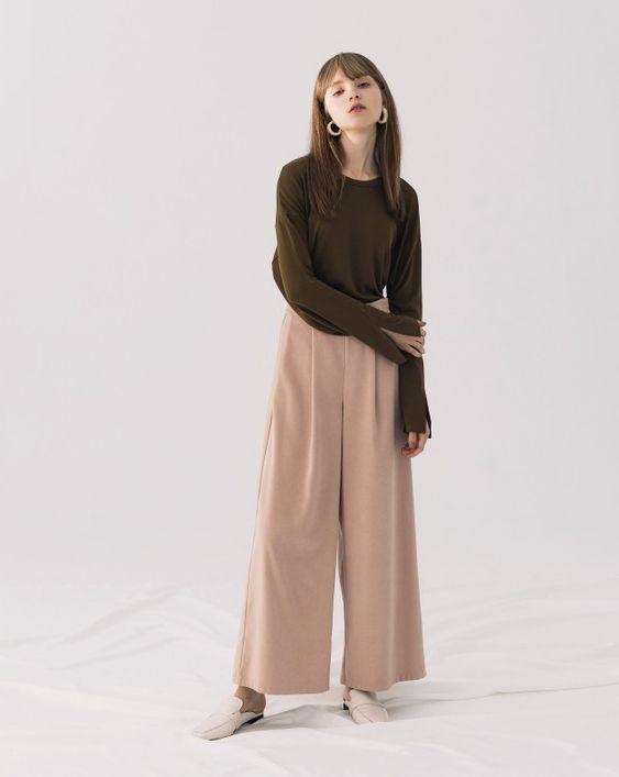 綁帶針織造型上衣|女裝|MEIER.Q