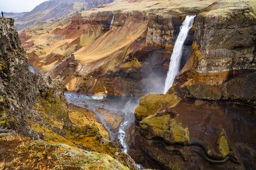 Jack Millard Millarjb Unsplash Photo Community Nature Man Vs Nature Iceland Waterfalls