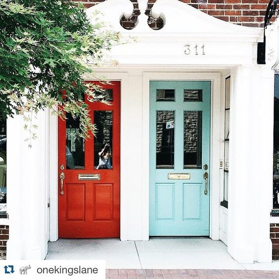 #Repost @onekingslane with @repostapp. ・・・ Knock, knock. Who's there? It's Tuesday!! Congrats, you're officially one day closer to Friday!  [#howihue snap by @mandyandsuch] #regram --------------------------------------- How fun that our shop O'Home and Hudson and Jane's storefronts were on @onekingslane Instagram! We always knew they had good taste