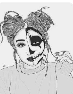 Grunge Tumblr Whyareyouevenreadingthis Aesthetic Halloween