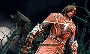 CASTLEVANIA LORDS OF SHADOW MIRROR OF FATE - SCREENS 6 - 3DS