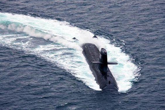 潜水艦そうりゅう