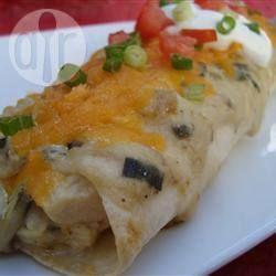 Enchiladas de poulet @ qc.allrecipes.ca