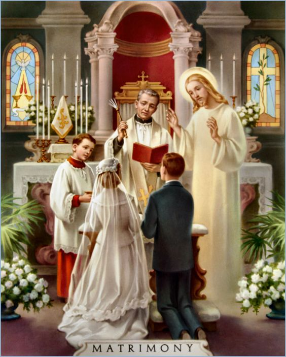 Fifth Sacrament is the Marriage Covenant