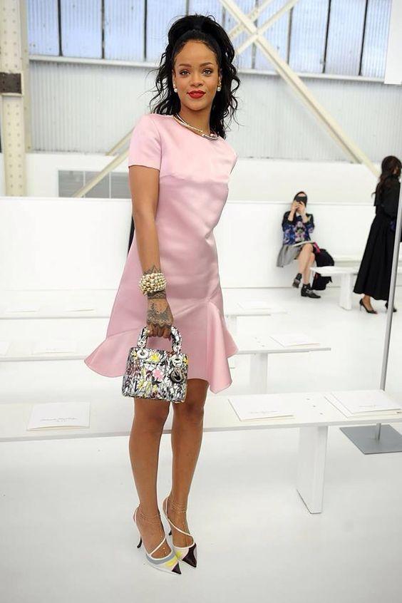 Kết quả hình ảnh cho Rihanna and Lady Dior