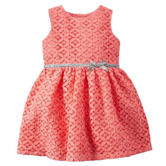 Lace Dress | Carters.com