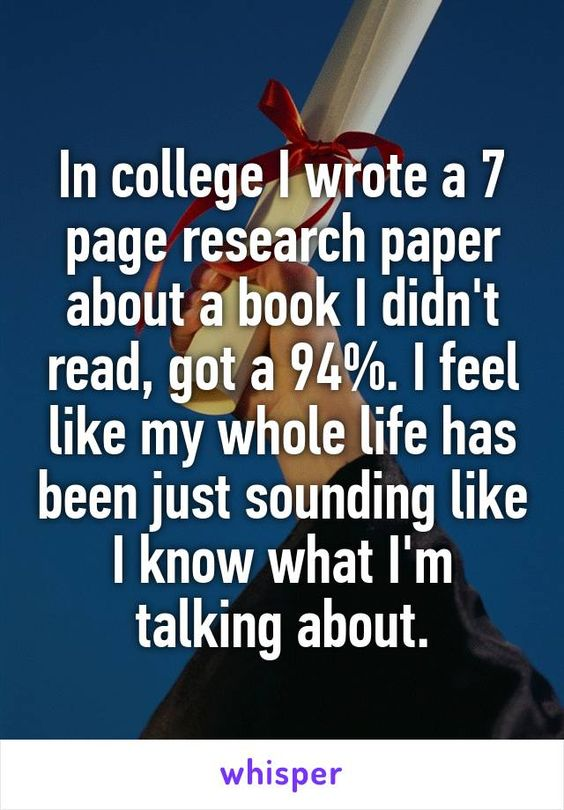 Does this sound like a good idea for my Research Paper?