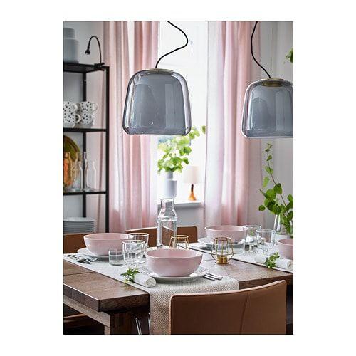 Evedal Fuggolampa Szurke Ikea Pendant Lamp Ikea Lamp