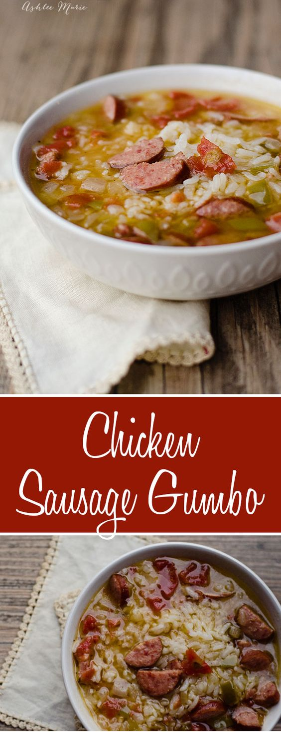 this chicken and sausage gumbo is one of my families favorite dishes. this is a…
