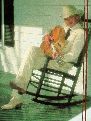 Alan Jackson, pull up a chair and stay awhile!! I sure will
