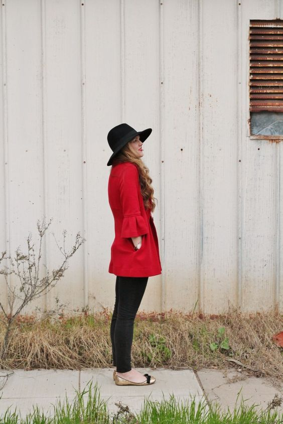 little red coat