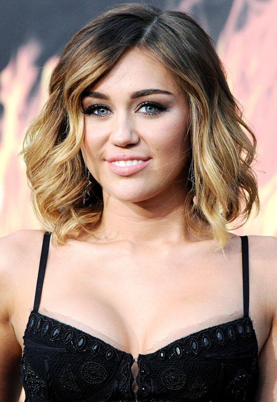 Astounding 2015 Miley Cyrus Hairstyles Hairstyle 2015 Hair Pinterest Short Hairstyles For Black Women Fulllsitofus