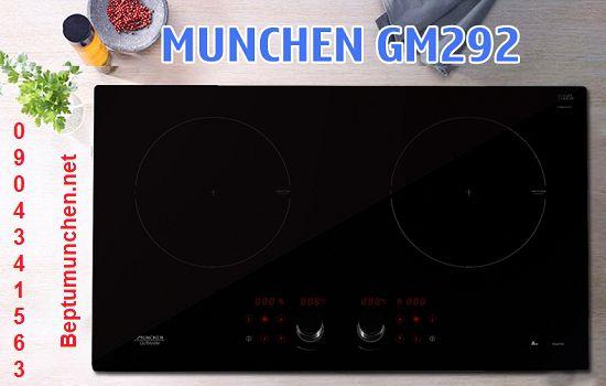 Bếp từ Munchen GM292 hiện đại