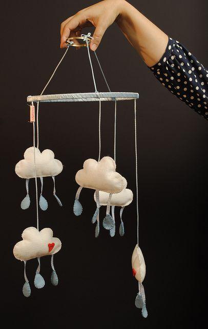 Fofys móbile - fazendo chover