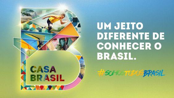 RT @portalbrasil: Conheça a diversidade do nosso país no ambiente moderno da #CasaBrasil. #SomosTodosBrasil http://bit.ly/2aCFiA3 http://bit.ly/2aONdxD