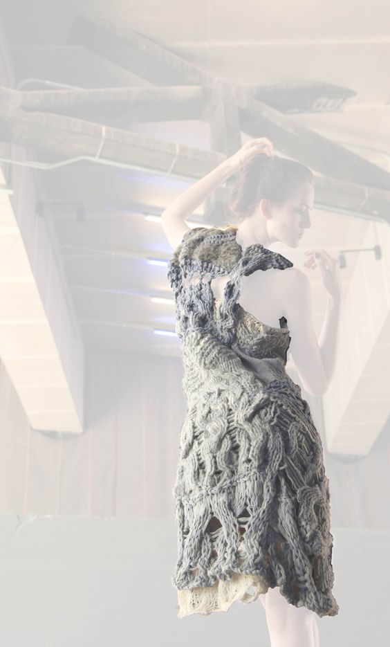 #Parsons The New School for Design Here #Parsons work with #Baruffa's #Yarns  http://www.newschool.edu/parsons/