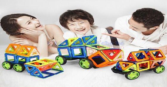 Kinh nghiệm mua đồ chơi cho bé - lựa chọn theo giai đoạn phát triển