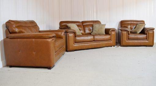 Brown Leather Sofa 2 Seater Sofa Leather Sofa Sofa