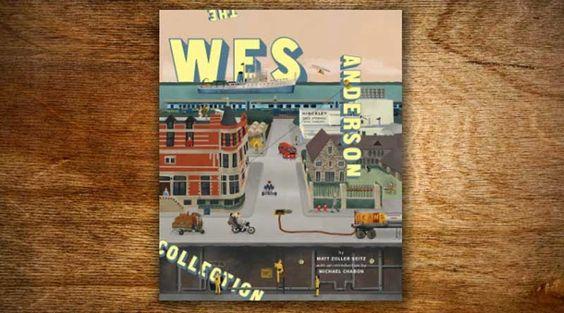 The Wes Anderson Collection, su vida y obra en una cuidada y preciosista edición