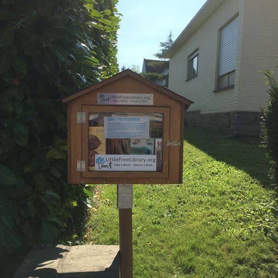 Little Free Library Alsemberg