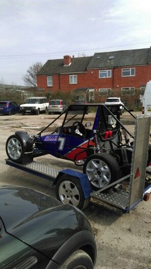 Off road buggy sooo cool