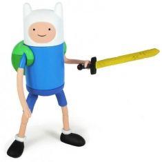 Boneco Finn - Action Figure (Hora de Aventura) | Loja Quarto Geek