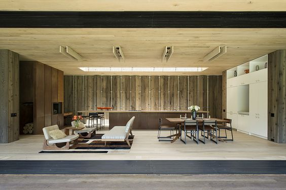 Bluestone and zinc architecture for Balmoral home – Designhunter – Sustainable Architecture with Warmth