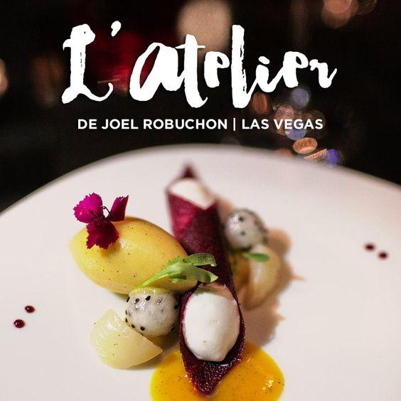 L'Atelier de Joel Robuchon Las Vegas - MGM Restaurants