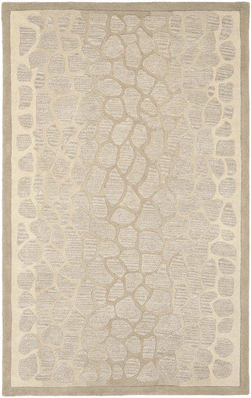 Martha Stewart B Wheat F Hand Tufted Wool Sharkey Gray Area Rug Grey Area Rug Area Rugs Buying Carpet