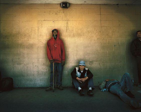 Von wegen amerikanischer Traum. Amerikanische Wirklichkeit nennt der Fotograf Joakim Eskildsen die Welt, die er zeigt. Er reiste an Orte, wo die meisten Armen leben.