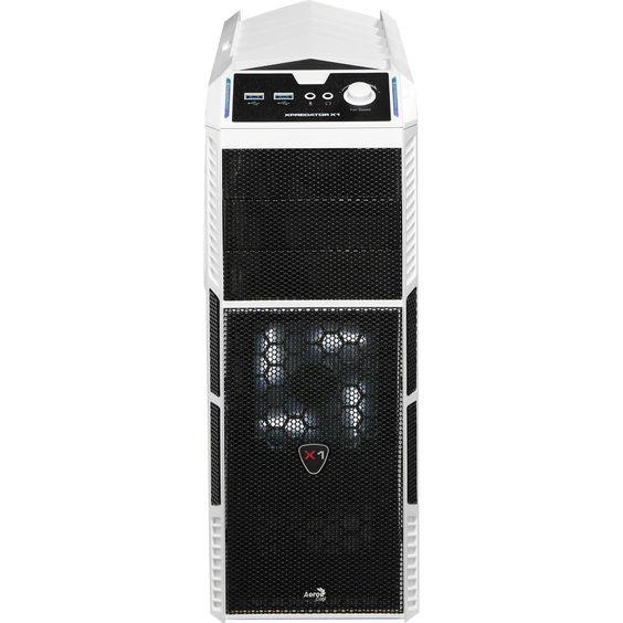 Gabinete Gamer XPREDATOR X1 EN57080 Branco AEROCOOL - 55588