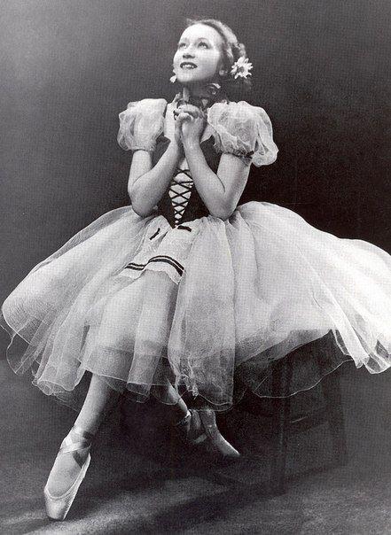 Giselle, Galina Ulanova