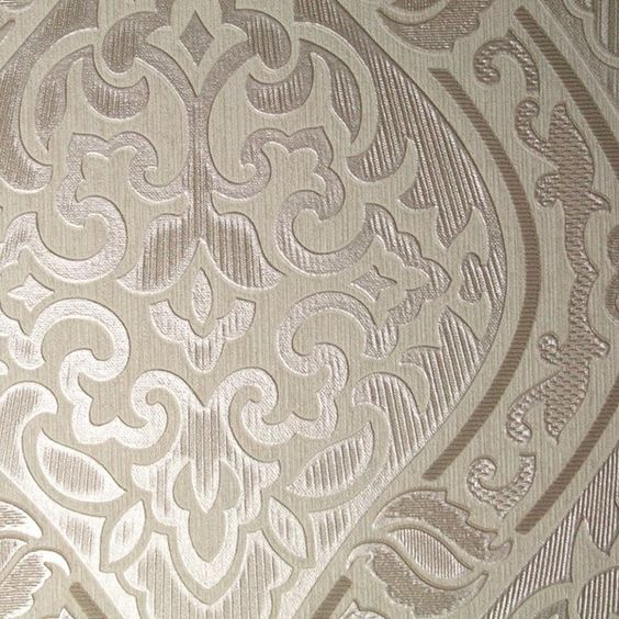 Found it at Joss & Main - Damask Wallpaper