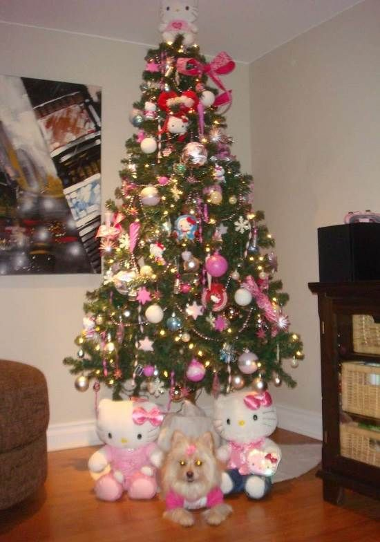 Christmas Tree Decorations Ideas Pictures, Images 2014