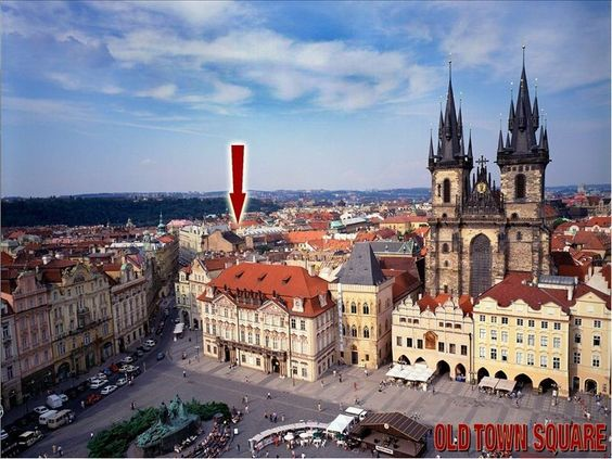 Exclusive location in heart of Old Town Prague