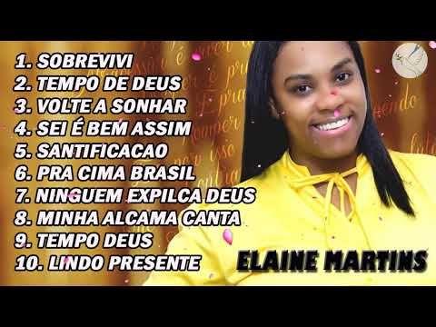 As Cancoes De Hino Mais Queridas De Elaine Martins Belas Cancoes